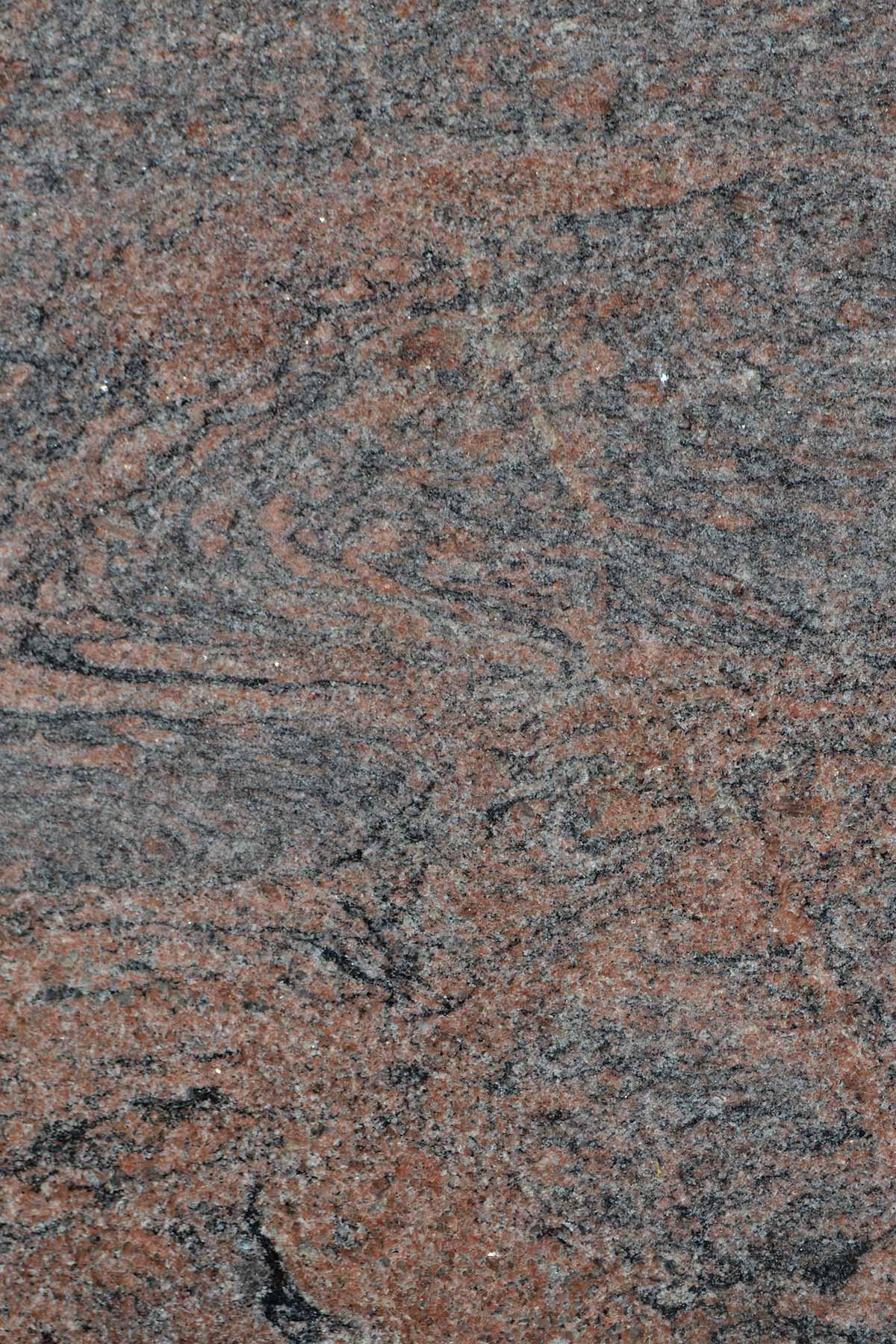 Corcovado poliert